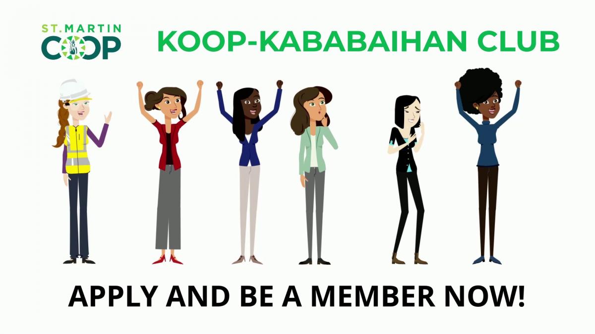 Koop-Kababaihan Club